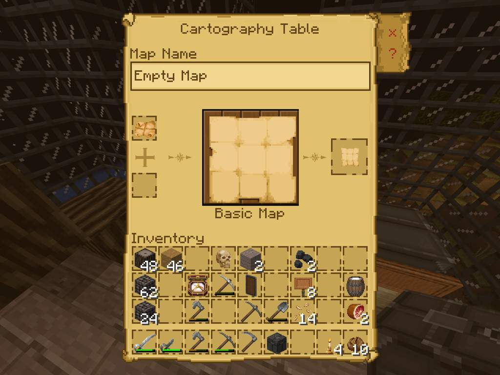 the new Cartography Table!   Minecraft Amino How To Make Map In Minecraft on how do you make a door in minecraft, how do you make paper minecraft, how do you make on a map on the computer minecraft, how do you craft a map in minecraft pc,