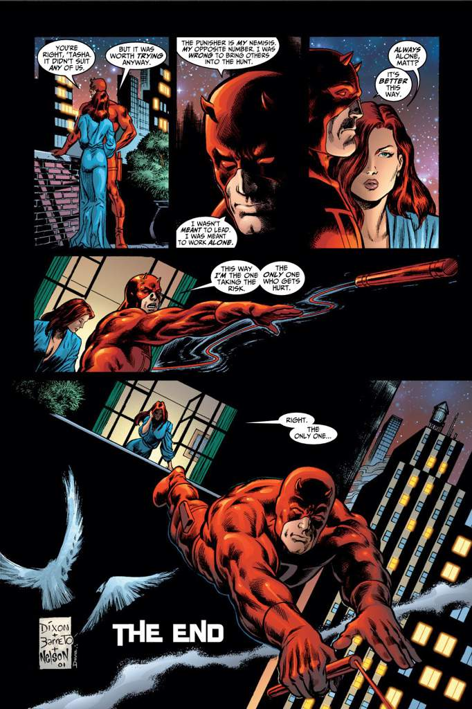 Marvel Knights At 20 Comic Booger