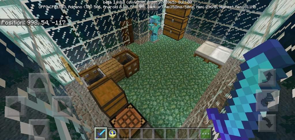 Under Water House Minecraft Amino