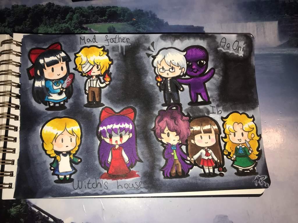 RPG Maker Horror Games Fanart❤️🔪 | RPG Maker Amino