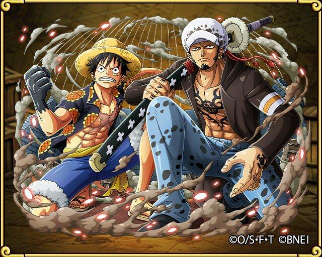 One Piece Treasure Cruise  OT  The Dawn of a New Pirate ...