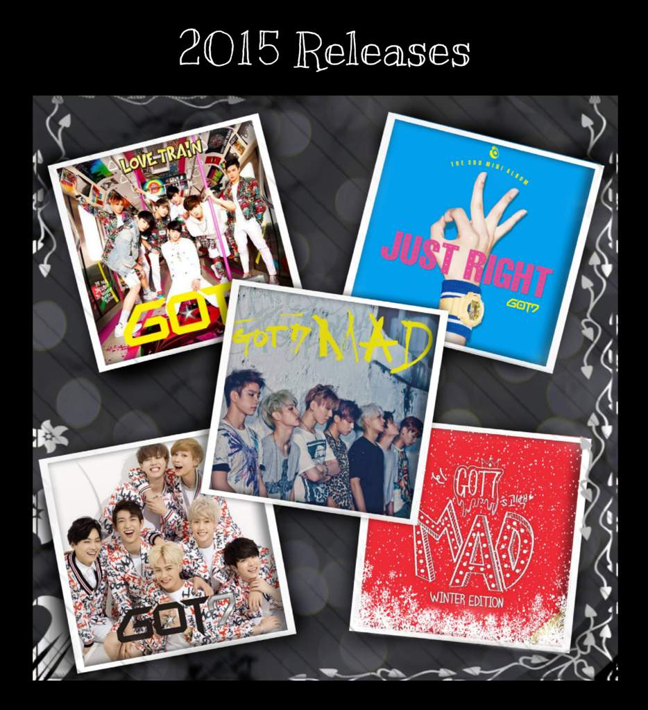Complete List of GOT7 Songs | GOT7 Amino