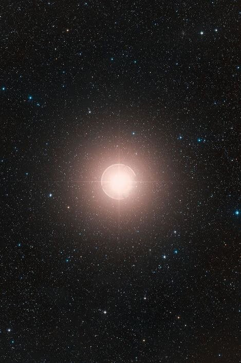 Aldebaran Star 🧲  | Space Amino
