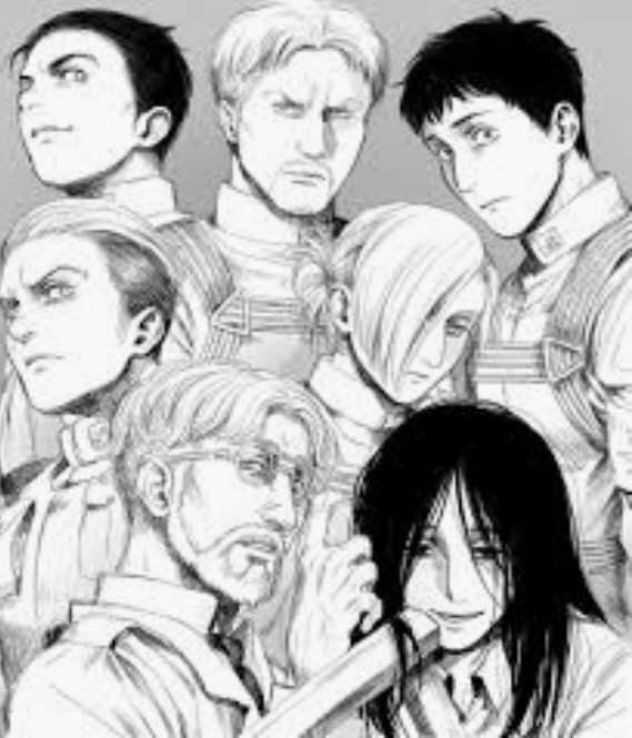 Images Of Marley Arc Attack On Titan