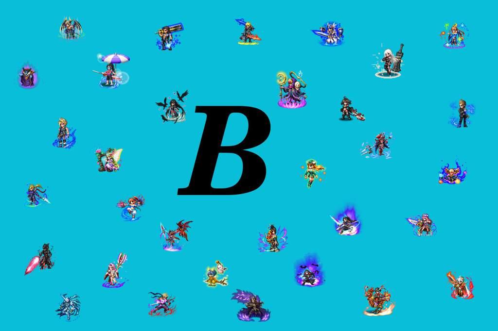 TIER LIST 7* FFBE GL | Final Fantasy Brave Exvius Amino