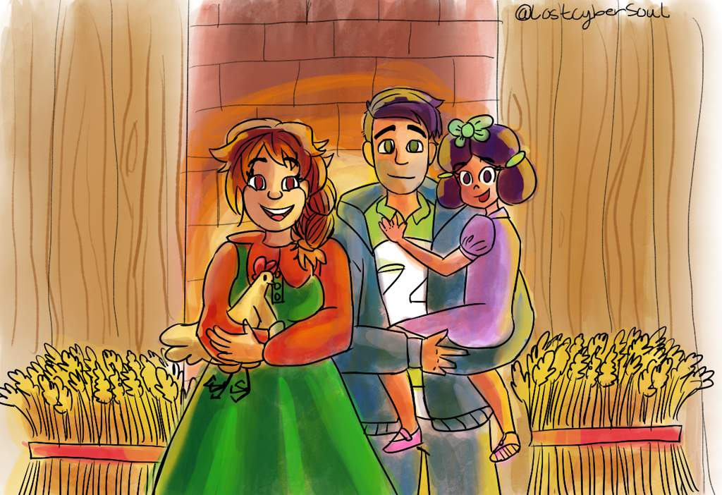Family Photo Shane Marnie And Jas Stardew Valley Amino During the summer months, you will find jas on the beach with vincent and sam every thursday from 2:50 pm to 4:00 pm. family photo shane marnie and jas