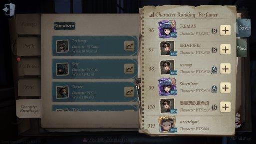 Latest | Identity V Official Amino