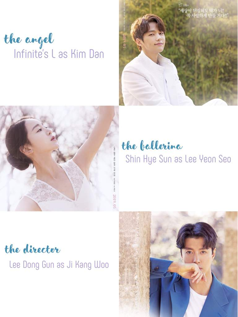 Angel's Last Mission: Love | K-Drama Amino