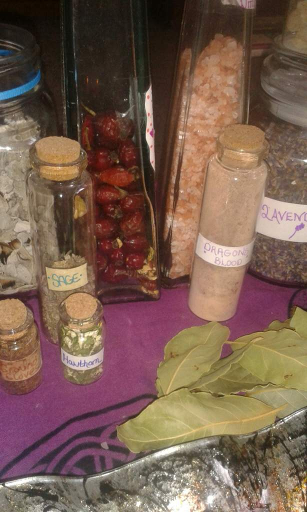 ☆ Herbal Crystal Purification ☆   Pagans & Witches Amino