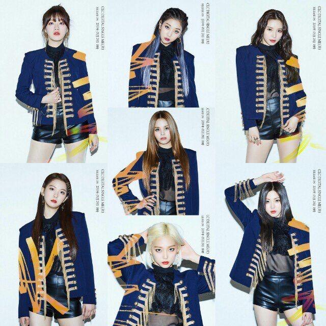 CLC 'Black Dress' - Promotion Masterlist   CLC Amino Amino