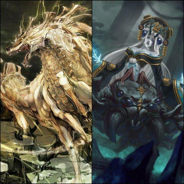 Raiju Jorōgumo Dragones Y Monstruos Amino Amino Los seres mitológicos se encuentran entre las especies mágicas, fantásticas o subreales, que se generalmente los seres mitológicos se diferencian de las criaturas mitológicas, porque son. monstruos amino amino
