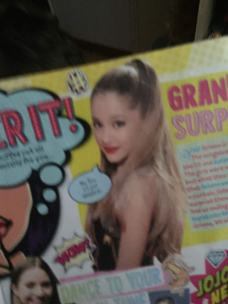 Another Ari In Magazine Yeet Ariana Grande Amino