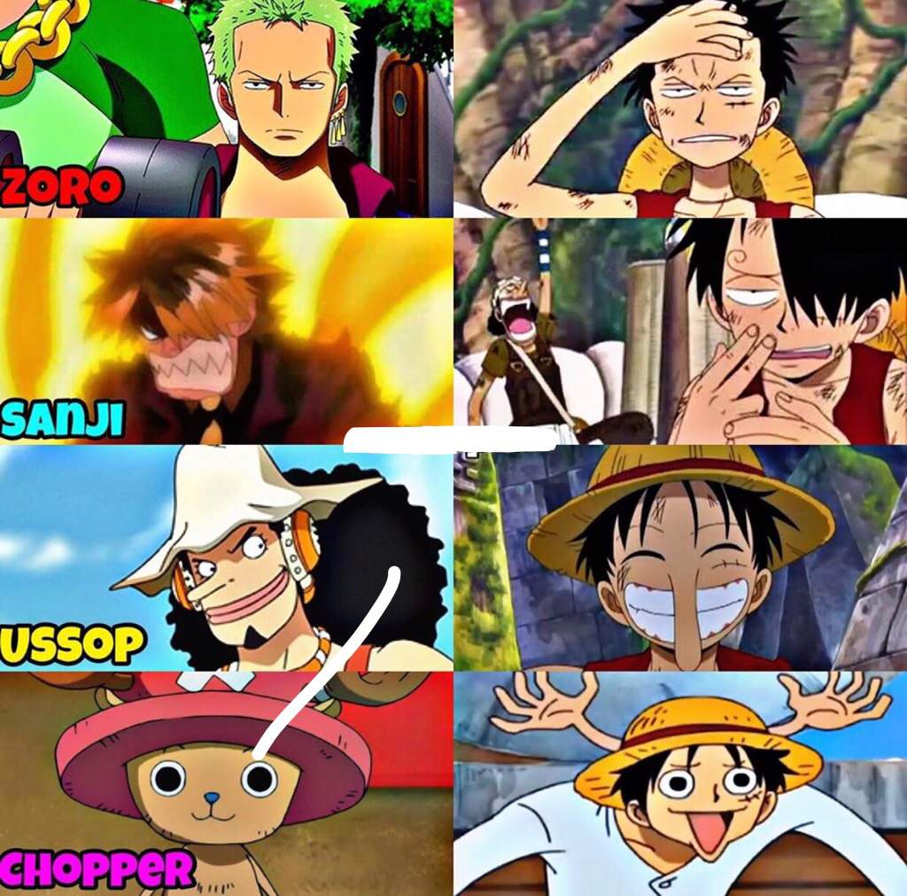Damn As Much As I Like The Current Luffy, I still Miss The ...