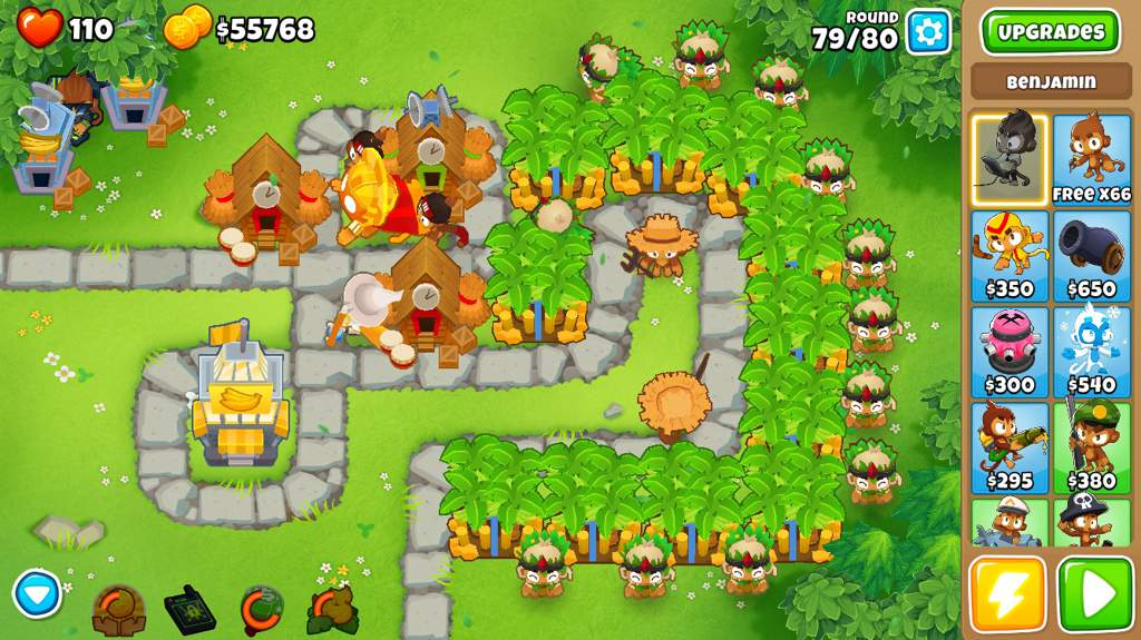 BTD: A New Dawn
