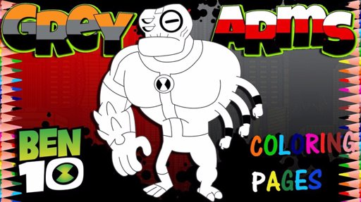 Ben 10 coloring pages on Coloring-Book.info | 287x512