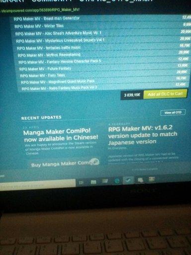 Rpg Maker App