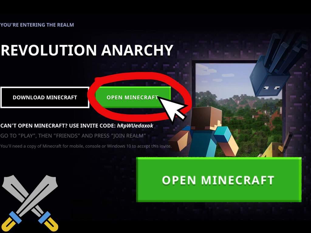 Revolution Anarchy | Minecraft Amino
