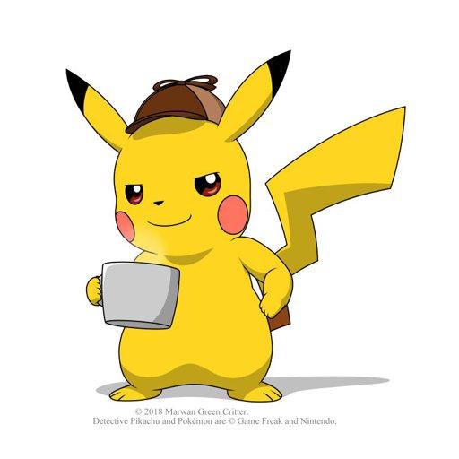 Latest Detective Pikachu Amino