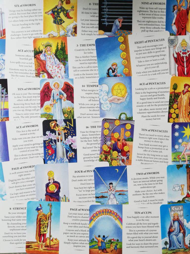 Shadowscapes Tarot | Wiki | Tarot and Divination Amino