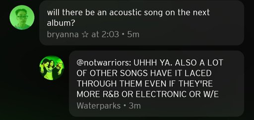 Waterparks made it to buzzfeed quizzes 😂 | Waterparks Amino