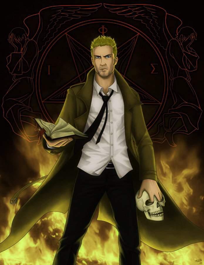 John Constantine (Dc Comics) Vs Kiritsugu Emiya (Fate/zero) | Battle Arena Amino Amino