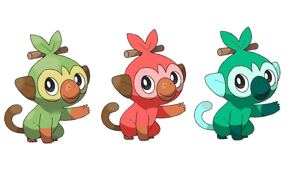Grookey Shiny Predictions Pokemon Amino There's a few things you need to know in sword and shield, this is impossible. grookey shiny predictions pokemon amino