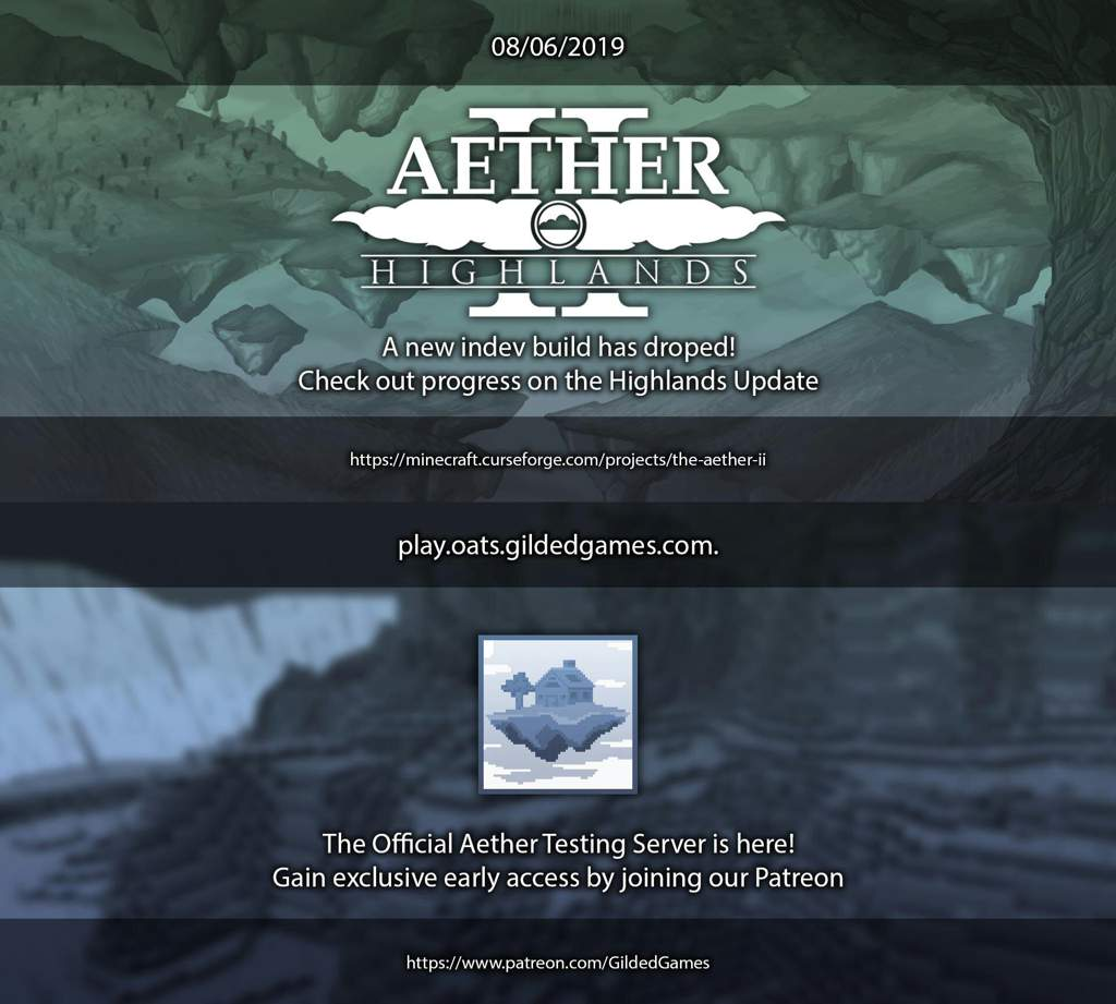 Speed News: New Aether Testing Server Early Access Available Now For