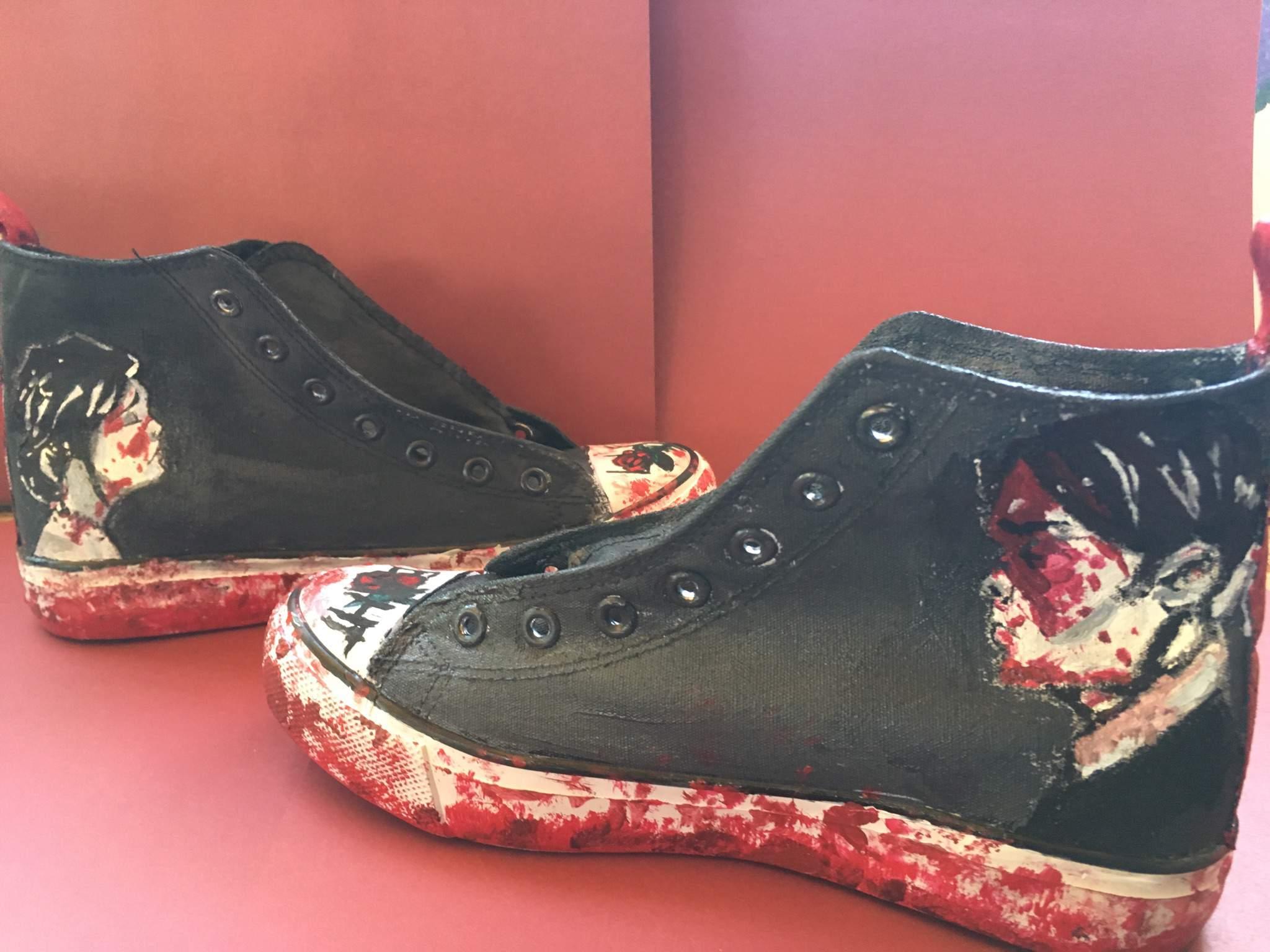 Happy 15th Three Cheers For Sweet Revenge Shoes Killjoys