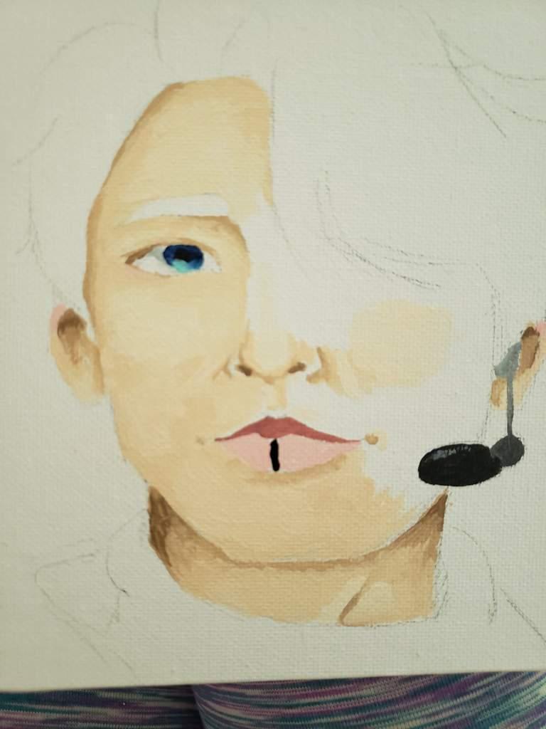 Seonghwa Painting By Request Ateez 에이티즈 Amino Amino