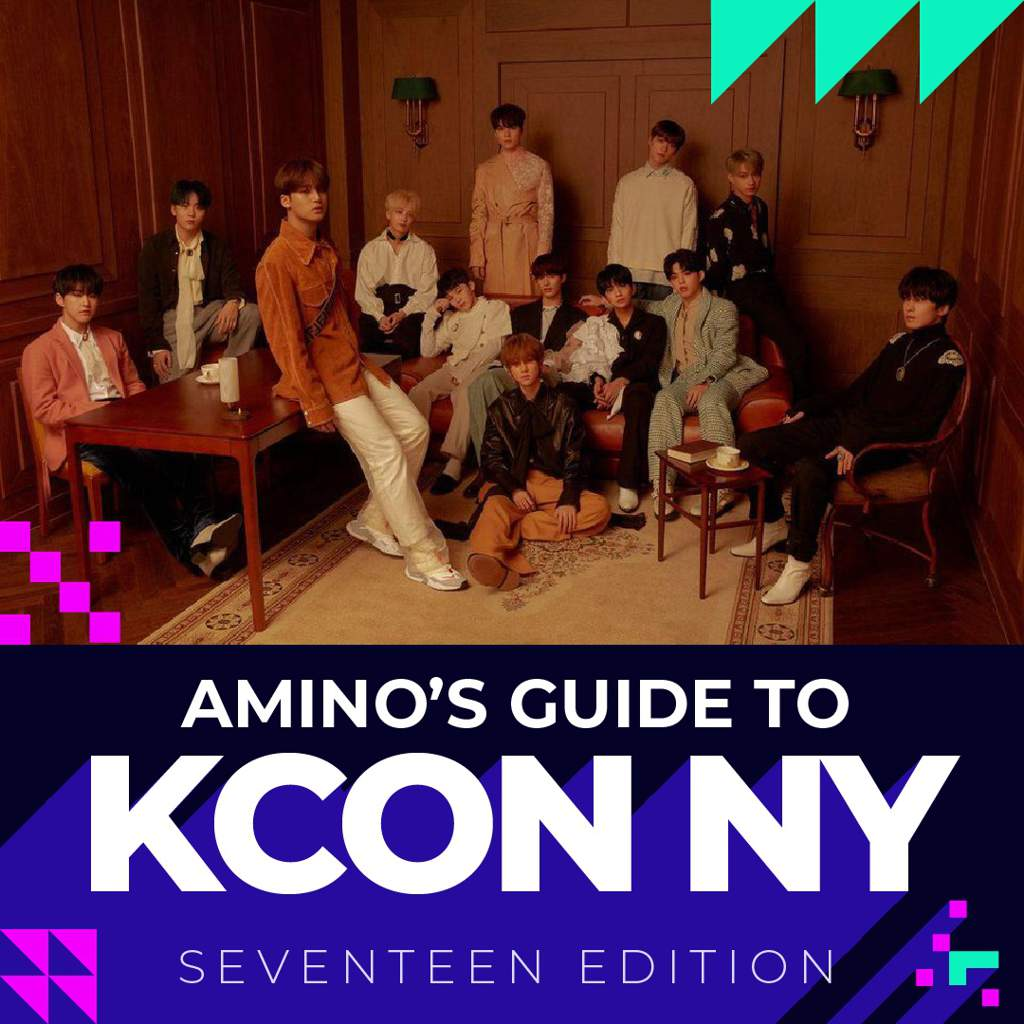 🌞Win Tickets to KCON NY Concert - Join Amino's Guide To
