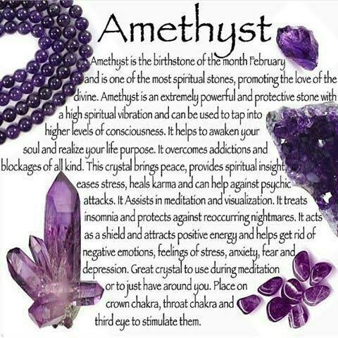 amethyst | Pagans & Witches Amino