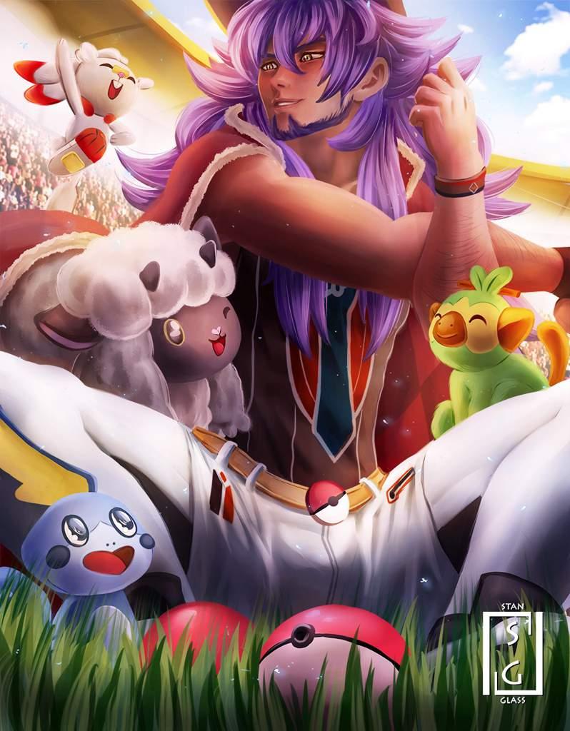 Pokemon Sword And Shield Fan Art Amino Amino
