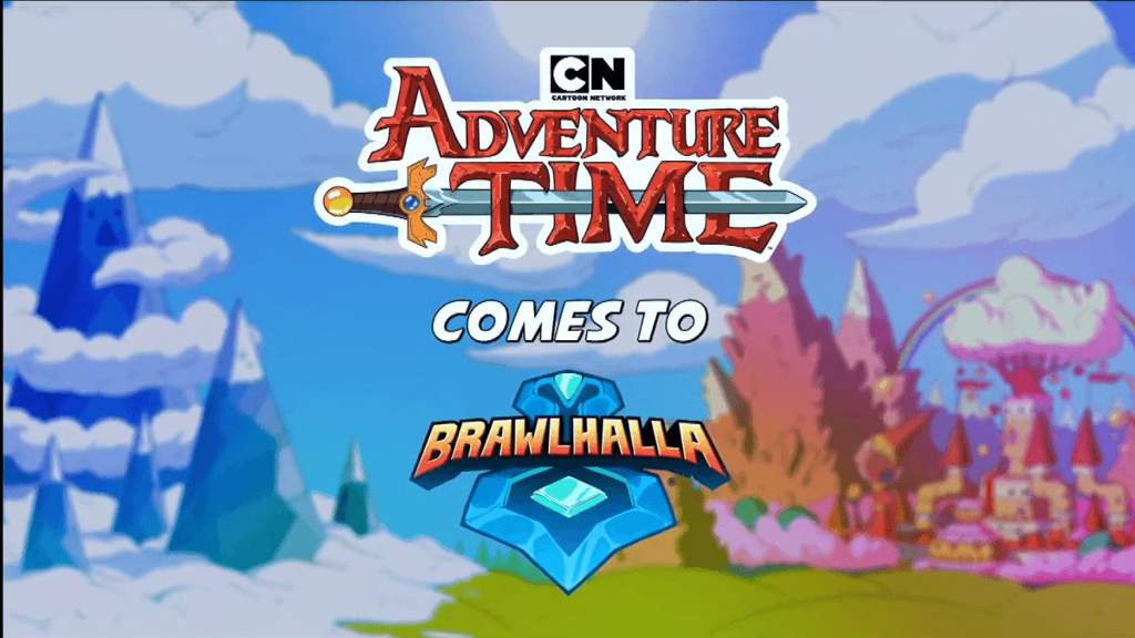 Brawlhalla+ Finn and jake Joins the Battle in Brawlhalla