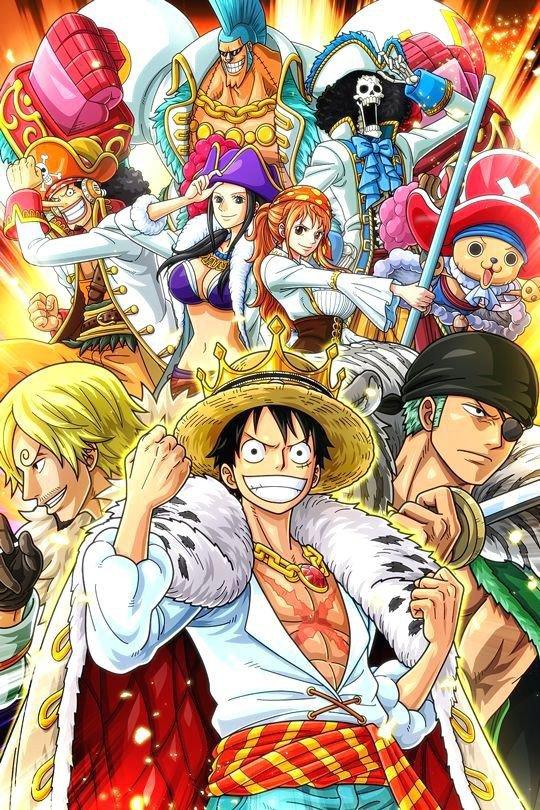 فلم ون بيس الجديد افضل فيلم One Piece Stampede امبراطورية الأنمي Amino