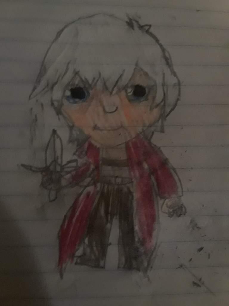 Dmc 3 Dante Fan Art 1 Devil May Cry Official Amino