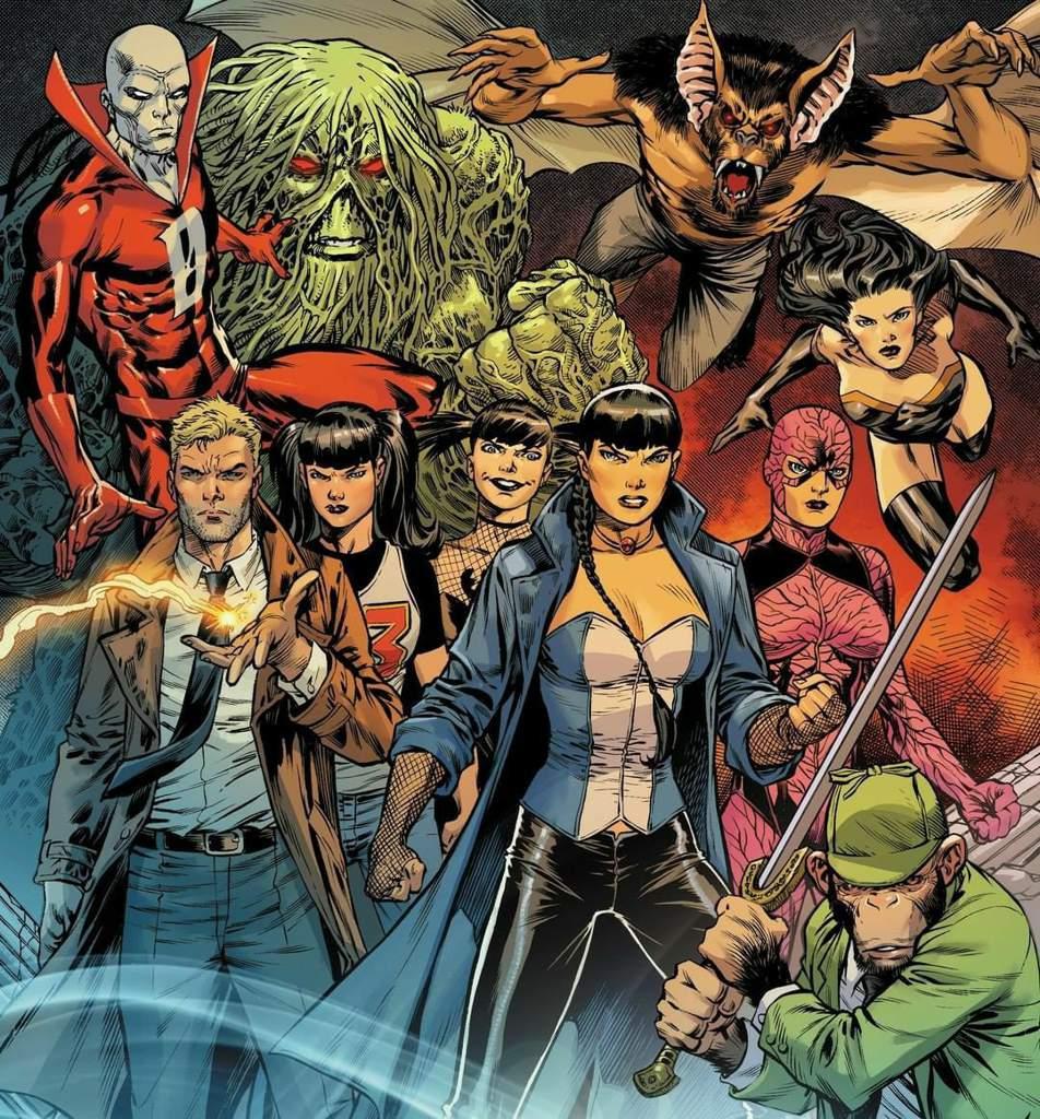 Liga Da Justica Sombria Melhor Grupo Dc Comics Amino