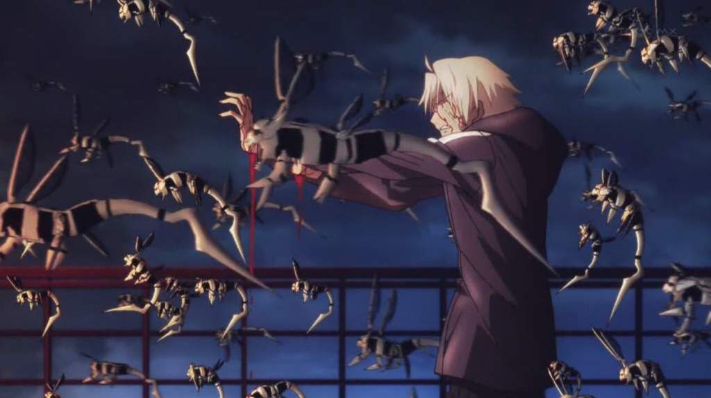 Kariya's Journey through Fate/Zero | Wiki | Type-Moon Amino
