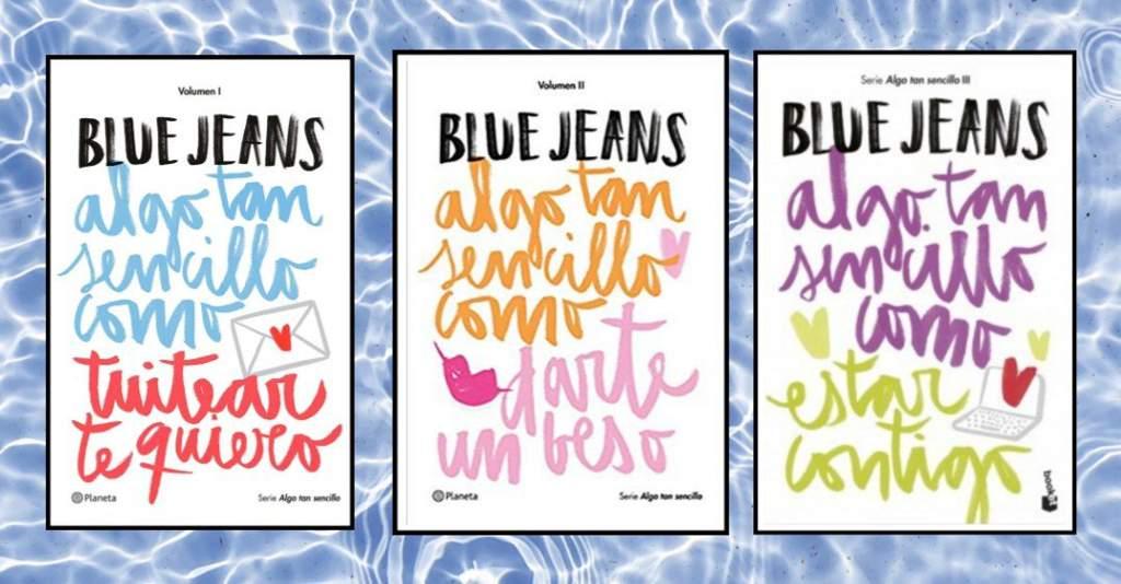 Pdf Algo Tan Sencillo Blue Jeans Libros Amino