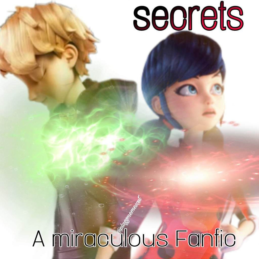 Secrets- A Miraculous fanfic | chapter1 | Miraculous Amino