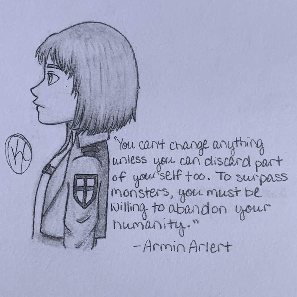Armin Arlert Fanart Attack On Titan Amino