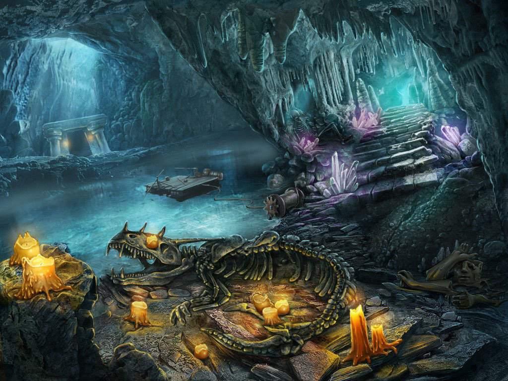 важно пещеры фэнтези картинки спектакле невежиной