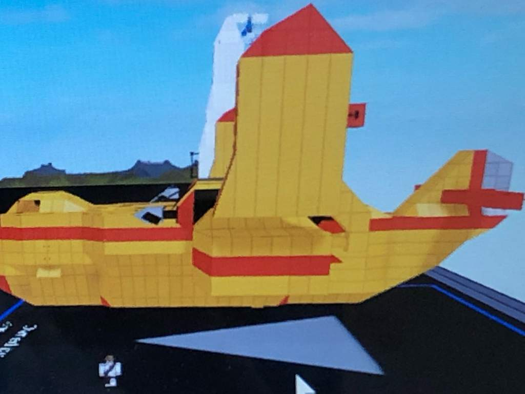 Plane Roblox Avatar Roblox Plane Crazy Build Showcase Roblox Amino