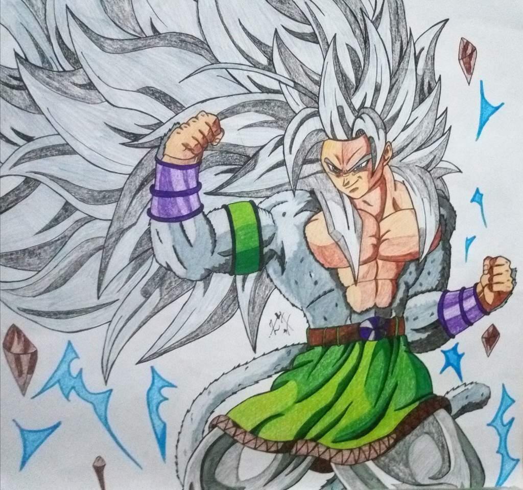 Drawing Goku Super Saiyan 5 Dragon Ball Super Official Amino