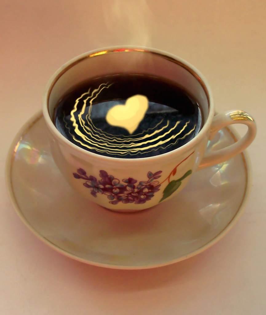 Смешные картинки, чашечка чая картинки с любовью