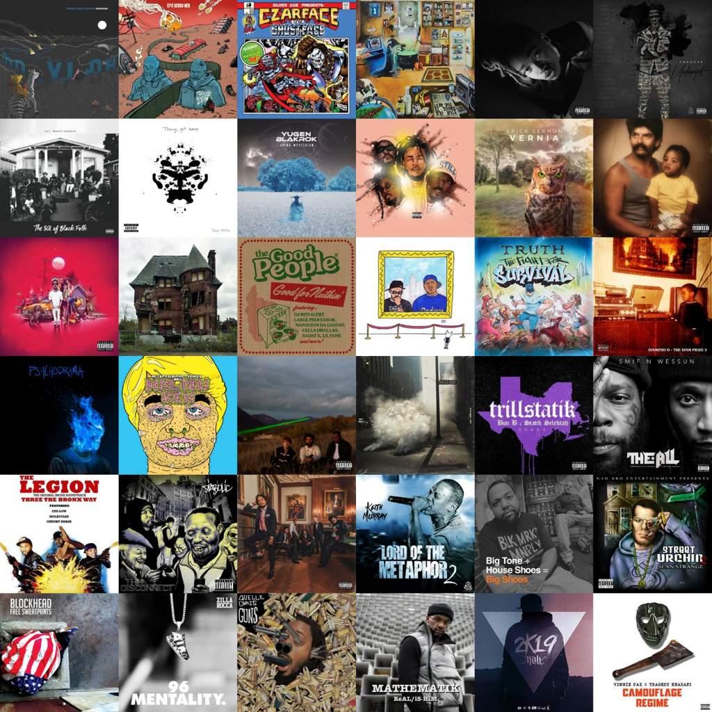 The Best Hip Hop Albums Of 2019 (So Far) - Hip Hop Golden