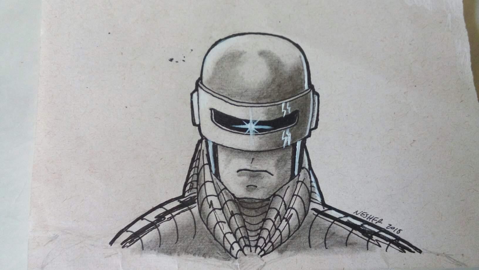 Robocop 3 0 Desenhos Amino