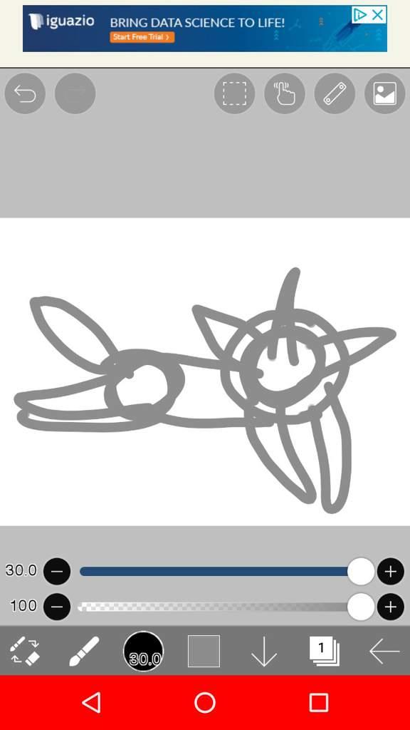 Umbreon and Vaporeon Fusion! | 🎨Pokemon Art/Drawing Amino