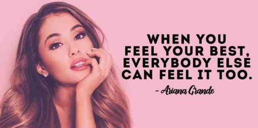 22 Ariana Grande Quotes & Song Lyrics To Keep Your Summer ...