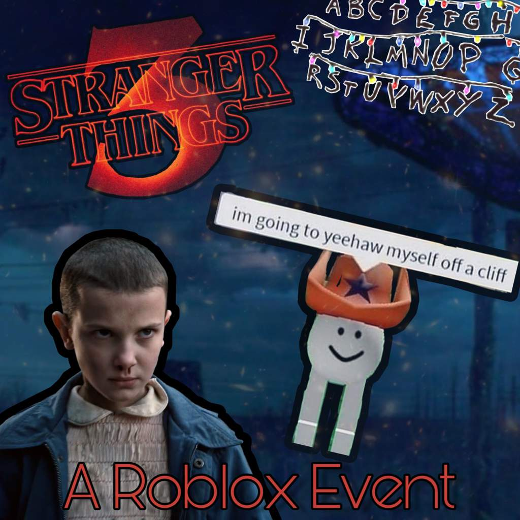 eleven s mall outfit roblox Roblox S Stranger Things Event Day 2 Roblox Amino