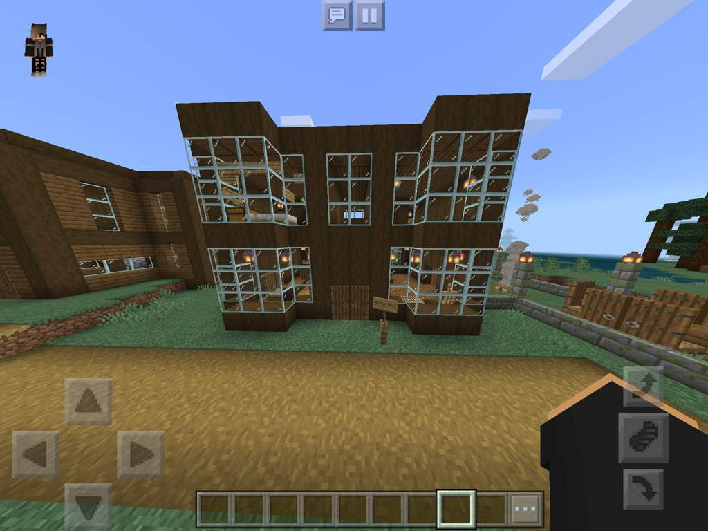 Unique House Designs Minecraft 2